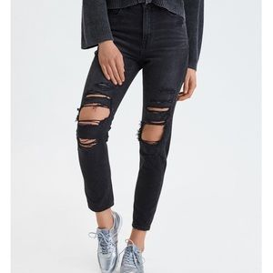 American Eagle Outfitters Jeans - AMERICAN EAGLE MOM JEAN
